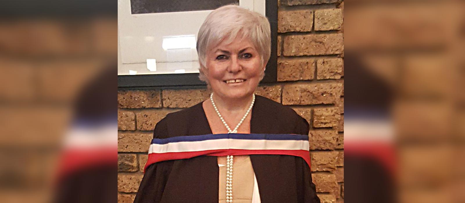 Barbara's Guest Address to AFDA graduates